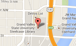 Map to Steelcase Library